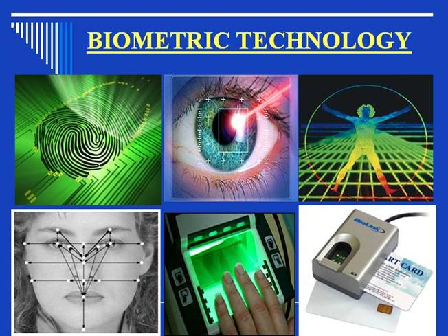Biometrics introduction to information systems security essay