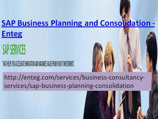 Business planning and consolidation ppt to pdf