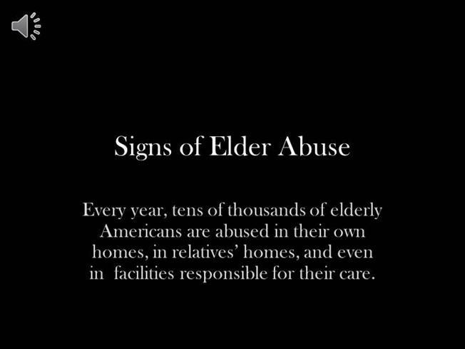 diagram of parts of the foot signs of elder abuse |authorstream