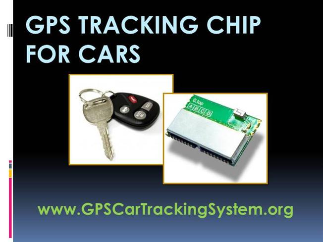 Improved Gps Tracking Chip For Cars Authorstream