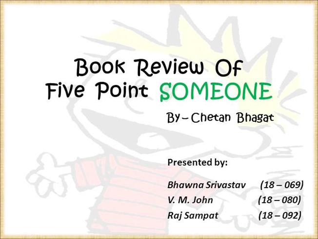 pdf 5 point someone by chetan