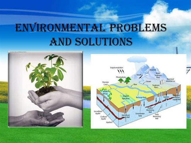 essay on environmental problems and their solutions Forget all the problems with problem and solution essay do you have a problem solution essay again you still don't know what topic to chose, what to include in your essay and which materials to use.