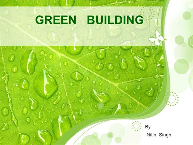 Green Building Concepts Green Building