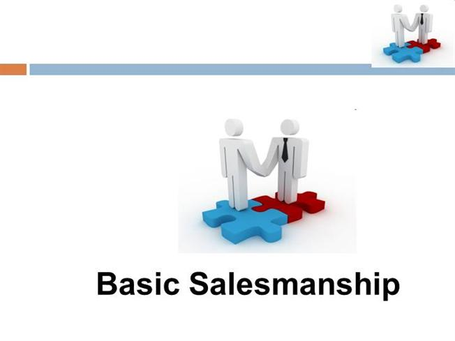 essay on salesmanship Salesmanship is the knack of selling a product or service it is the art of convincing the customers to buy a certain product or service various authors have given.