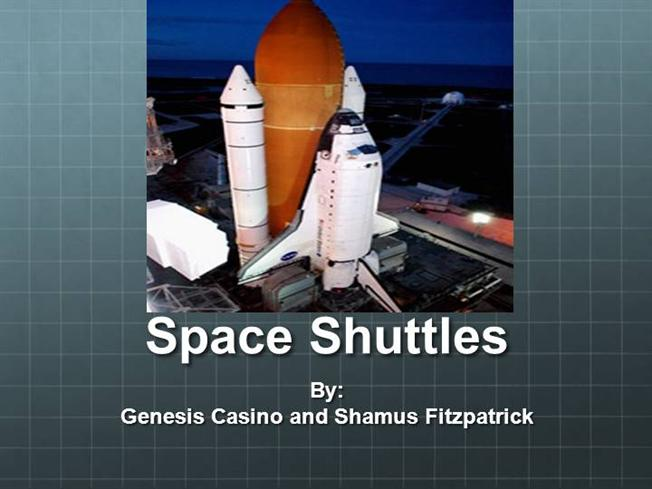 space shuttle powerpoint template - photo #12