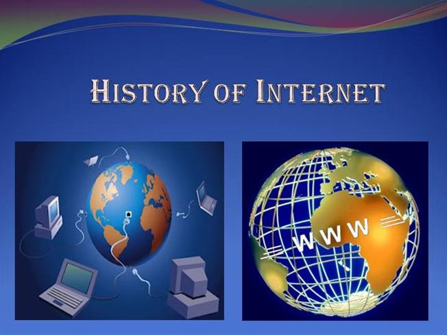 powerpoint presentation on internet