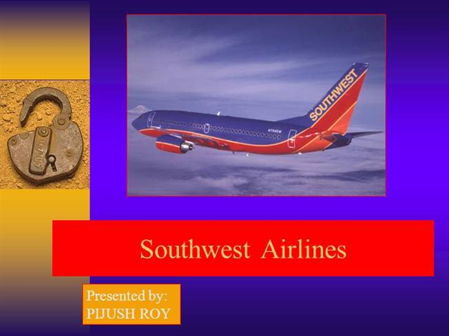 southwest airlines 2004 case study report Southwest airlines success: a case study the key objective of this paper is to highlight the strategies of southwest airlines that facilitated a case study.