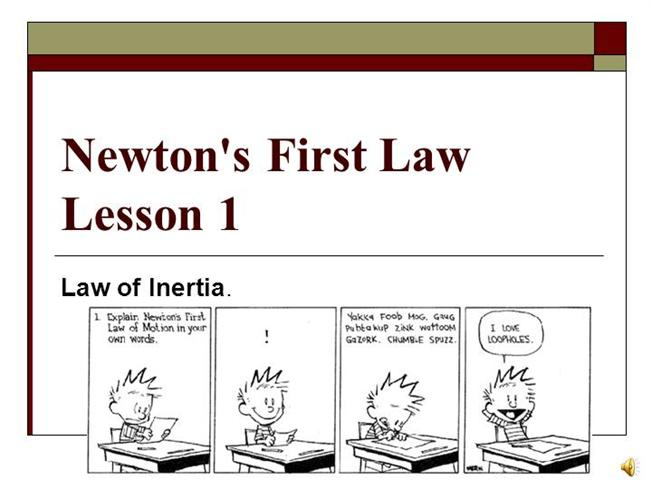 newton's first law 2012  authorstream newtons 1st law diagram ipod touch 1st gen wiring diagram