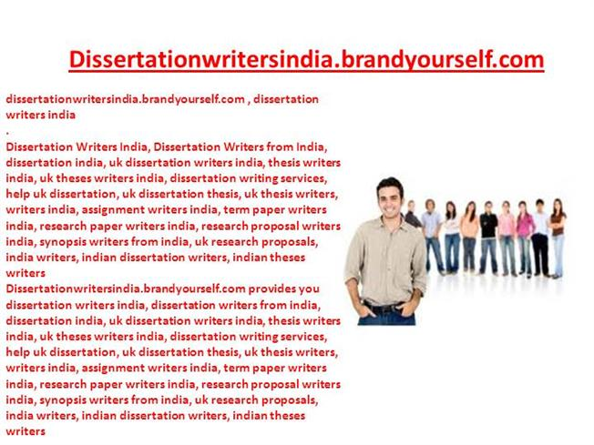 Tutors India | Dissertation | Thesis Writing Services & Help UK - PhD, Masters, MBA