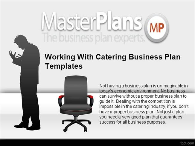 How to Write a Catering Sales Presentation
