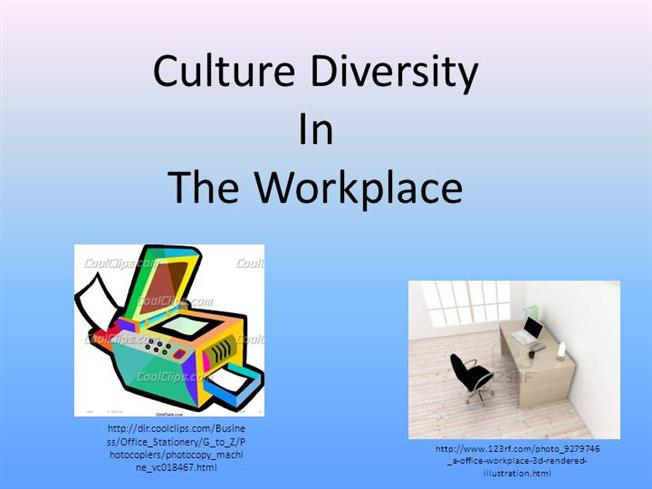 Cultural Diversity In The Workplace | www.imgkid.com - The ...