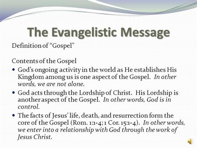 Evangelism and church growth pdf file
