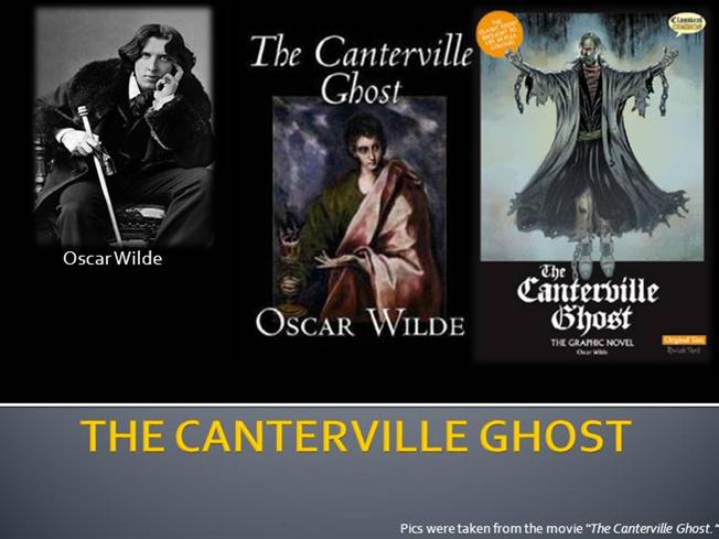 essay on the canterville ghost by oscar wilde The canterville ghost by oscar wilde searchable etext discuss with other readers.