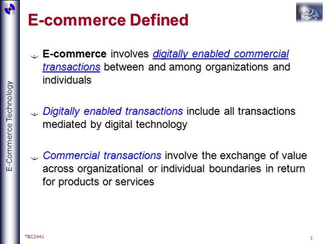 e commerce and intellectual property