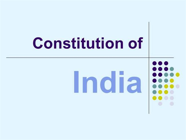 Preamble of Indian Constitution - Indianetzone