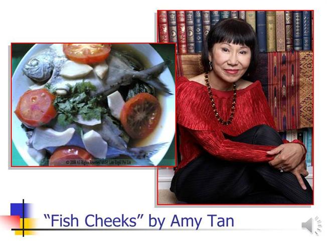 amy brown composition species of fish cheeks
