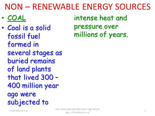 Non renewable energy resources in india pdf file