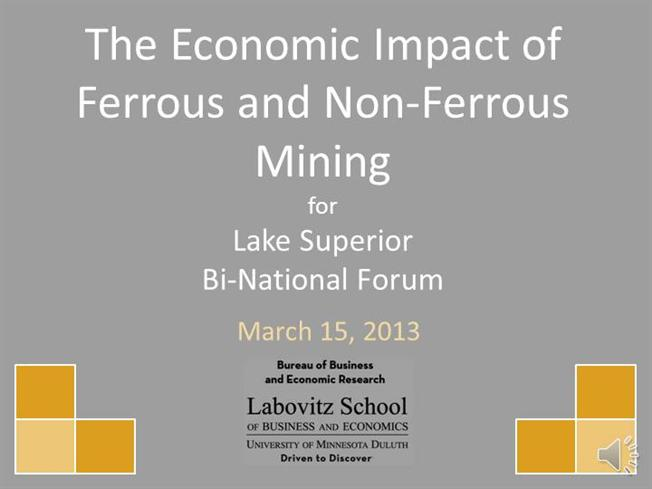 How does mining affect the economy?