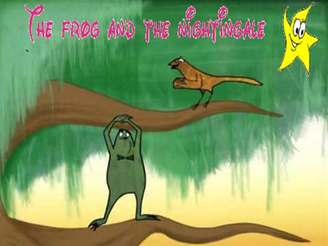 The Frog And the Nightingale |authorSTREAM
