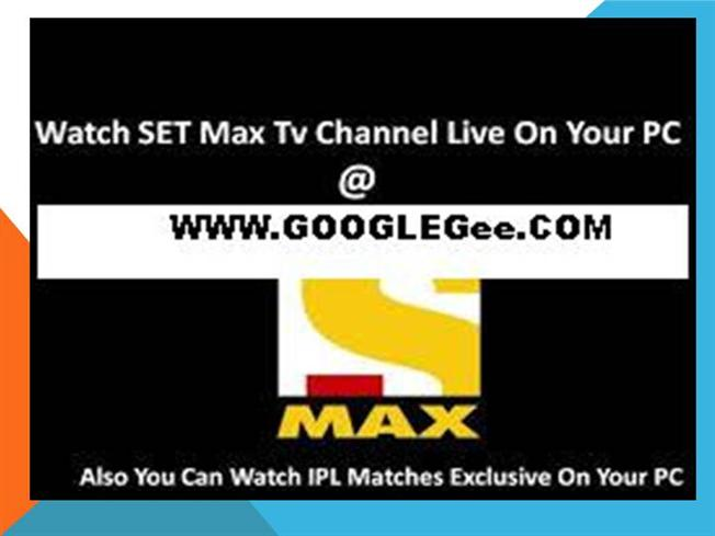 watch set max live streaming