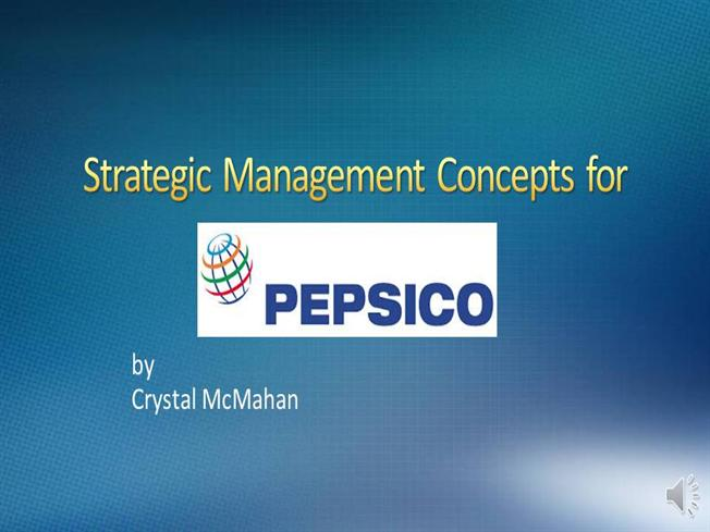 pepsico small business package ppt