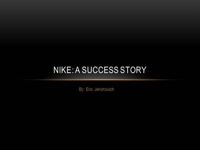 Nike Inc. SWOT Analysis & Recommendations