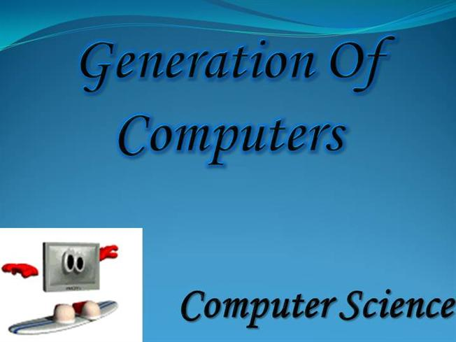 the computer generations
