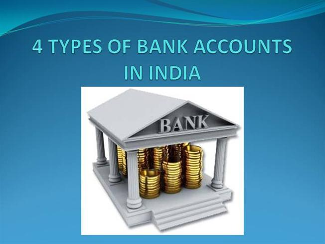 types of bank accounts in india wikipedia