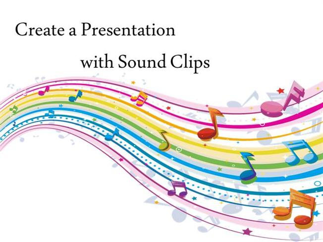 sound effects for powerpoint presentation