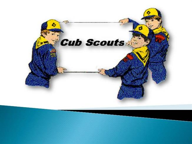 Cub scouts authorstream for Cub scout powerpoint template