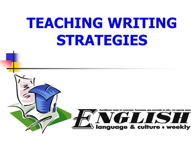 Teaching how to write an essay to elementary students methods