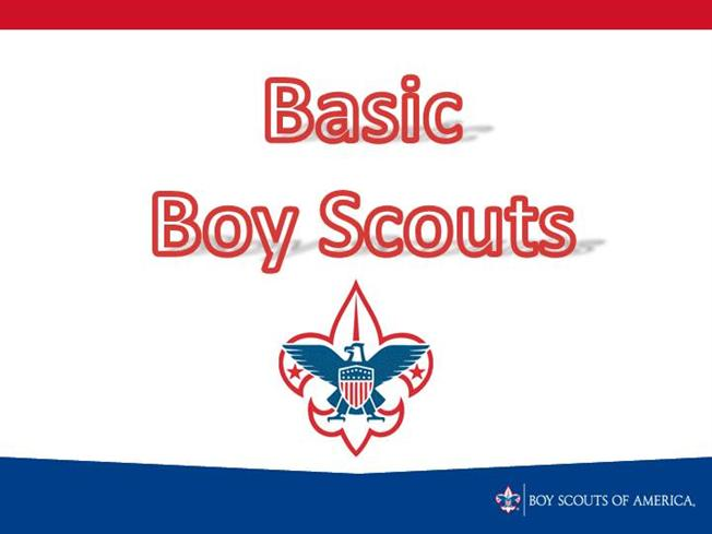 Basic boy scouts authorstream for Cub scout powerpoint template