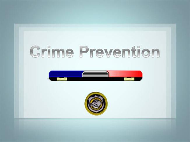 boy scout powerpoint template - crime prevention merit badge authorstream