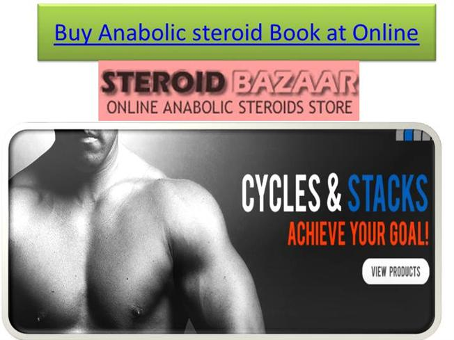 Buy Anabolic Steroid Book at Online  authorSTREAM