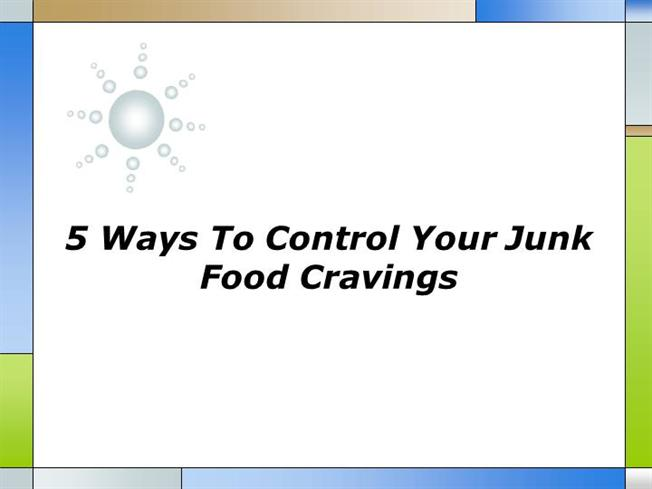 16 Ways To Control Your Cravings