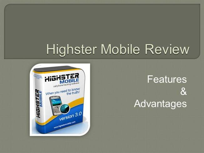 Highster Mobile is a cell phone monitoring and tracking software for parents and employers to spy on text messages, calls, GPS location and more.