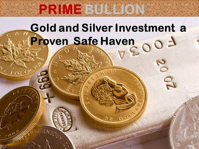Gold And Silver Safehaven Investment - Prime Bullion ...
