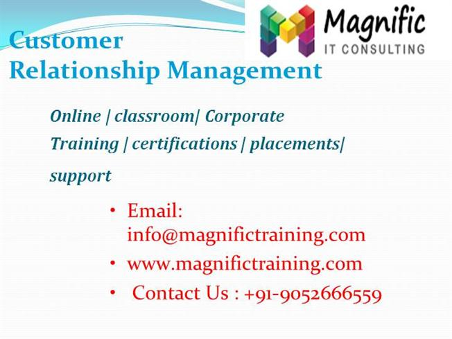 customer relationship management course in canada