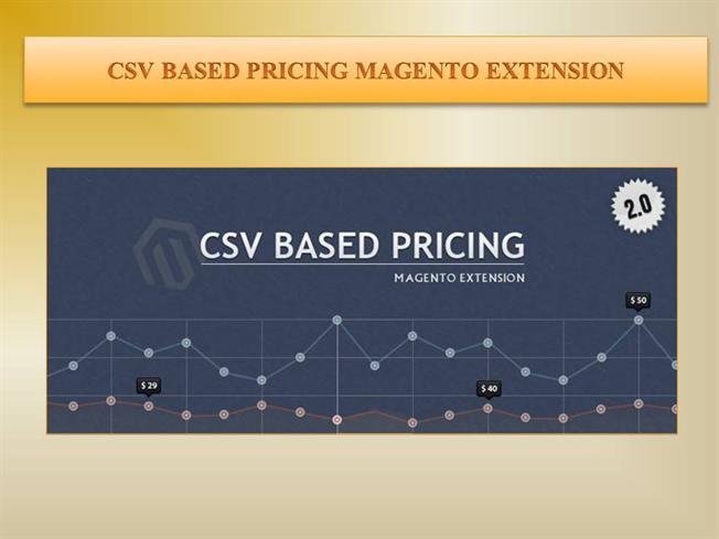 magento csv import template - table based pricing magento authorstream