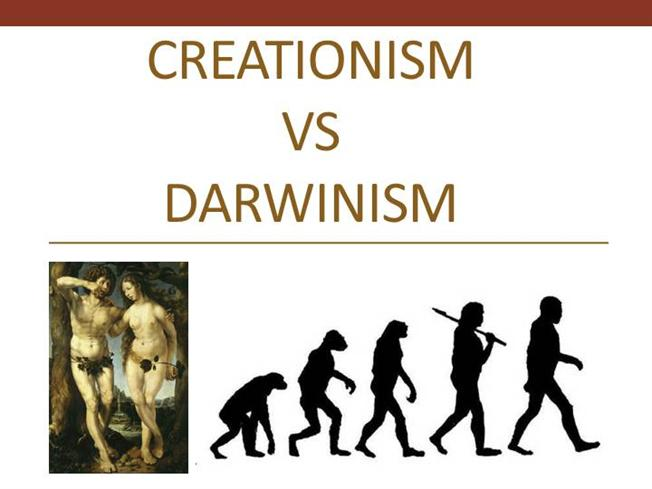 Evolution vs. Creation Research Paper Starter