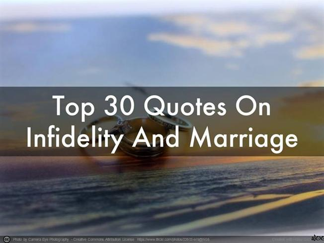 How to get over infidelity in a marriage