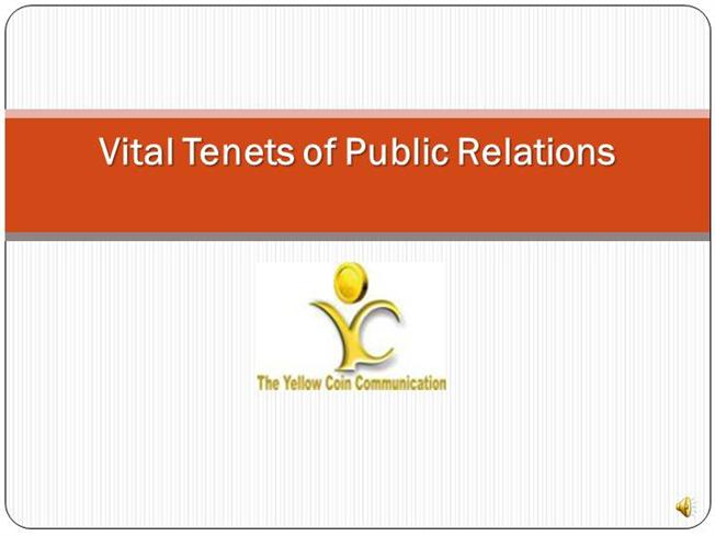 public relations writing and media techniques pdf creator