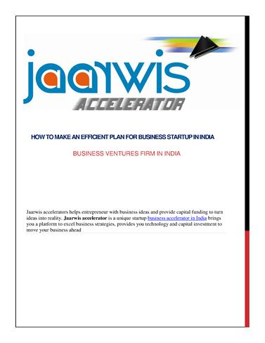 Accelerators vs. incubators: What startups need to know