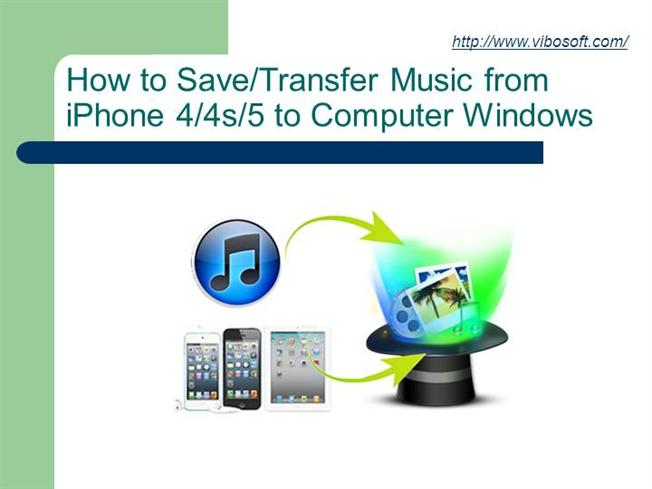 how to transfer music from iphone to iphone transfer from iphone to computer authorstream 1664