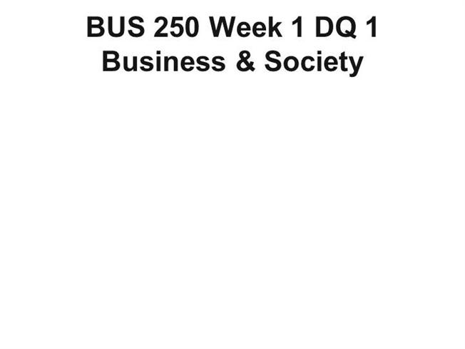business and society relationship pdf download