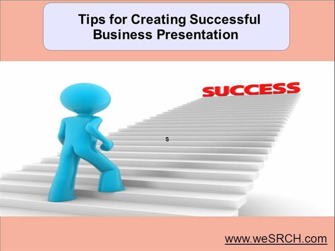 10 Tips for Creating Successful Business Presentations