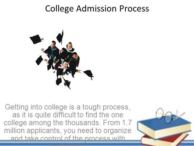 College Admissions Guide: Process and Prep