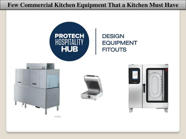 commercial kitchen design ppt few kitchen equipment that a kitchen must 375