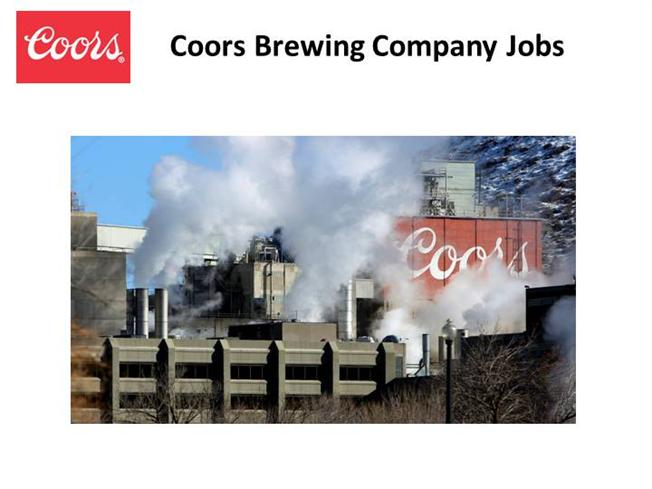 "coors was very successful through the Can-do attitude serves coors well share this: will be offered daily through oct 26 ""we are very."