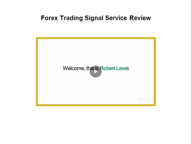 Forex signal service provider review